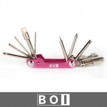 【22847】BOI 多功能组合工具 自行车修补工具