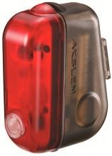 【TL-80】AKSLEN 直立式自行车尾灯 警示灯 安全实用自行车灯