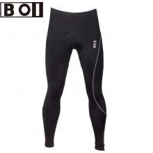 【48637】BOI 男款全黑骑行长裤 夏季长款 薄款