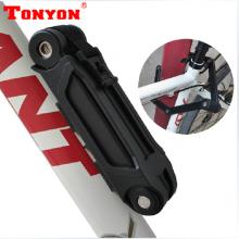 【DLYK1】TONYON通用TY3853折叠防盗锁 自行车锁