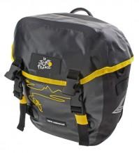 【M122727】Tour de France环法自行车车包防水 前叉包 驮包 2只装