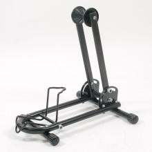 【621235】便携式自行车停车架 可折叠自行车展示架