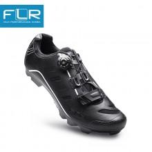 【FK-F75】FLR山地车锁鞋 自行车骑行鞋 碳纤维鞋底自锁鞋