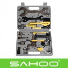 【21844】30合1 多功能自行车修理组套工具 精致修补工具