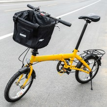 【16240】山地自行车筐 车篮 载物 挂篮 防水 防雨