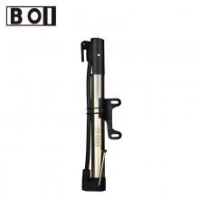 【321283】 BOI 山地车公路车气筒便携落地式迷你高压气筒 美法嘴通用