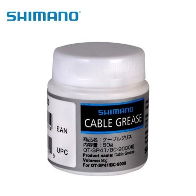 【Y04180000】SHIMANO禧玛诺盒装行货线管润滑油50g