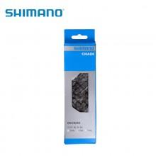 【ECNHG40T116I】SHIMANO禧玛诺盒装行货HG40自行车链条 公路山地链条 6、7、8速链条
