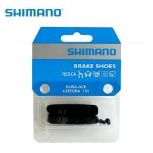【R55C4】SHIMANO禧玛诺盒装行货R55C4套筒式刹车块 替换刹车皮