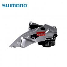 【EFDM370】SHIMANO禧玛诺盒装行货FD-M370上摆式前拔链器  9速前拔