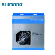 【EFCM371】SHIMANO禧玛诺盒装行货FC-M371自行车前链轮 9速牙盘