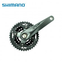 【EFCM4050】SHIMANO禧玛诺盒装行货FC-M4050自行车前链轮 9速中空牙盘