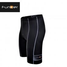【FK-S203B3】Funkier锋客 新款夏季 儿童款 10版块骑行裤