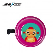 【751221】SAHOO鲨虎 自行车铃铛54mm卡通拔铃