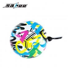 【751222】SAHOO鲨虎自行车铃铛60mm叮咚铃
