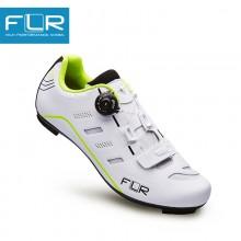 【FK-F22】FLR公路车锁鞋 自行车骑行鞋 碳纤维鞋底自锁鞋