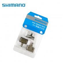 【Y8C998050】SHIMANO禧玛诺盒装行货B01S树脂来令片 刹车块