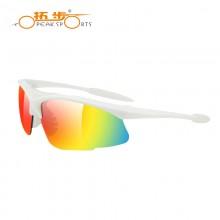 【TS001 】偏光版TOPEAK SPORTS拓步眼镜 2013款自行车骑行眼镜 特价