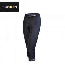 【FK-S117】Funkier锋客 新款夏季 女款 纯色7分骑行裤