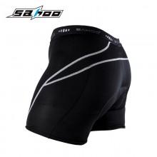 【48805】SAHOO鲨虎 骑行内裤 男款 硅胶海绵垫两种选择 超薄面料