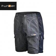 【FK-B3208S】Funkier锋客 新款夏季 男款 纯色通勤骑行裤