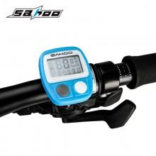 【81491】SAHOO鲨虎  骑行装备  14功能有线码表 精致实用自行车码表