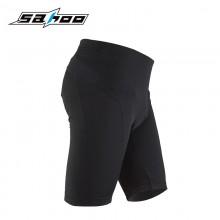 【48806】SAHOO鲨虎 骑行内裤短裤 里穿外穿兼用 硅胶海绵垫两种选择