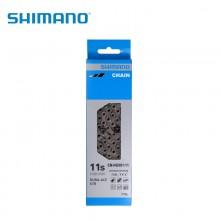 【ICNHG90111116】SHIMANO禧玛诺盒装行货HG901自行车链条公路车山地车11速链条