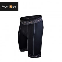 【FK-S255】Funkier锋客 新款夏季 男款 14版块骑行裤