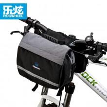 【11487】ROSWHEEL乐炫 多功能车头包 自行车车首包