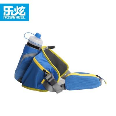 【15934】 ROSWHEEL乐炫 自行车越野水壶腰包,专业级超轻多功能户外骑行背包