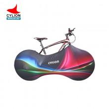 【P12-01】CYLION赛领自行车防护套  山地公路自行车弹性防尘罩