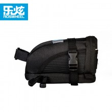 【13691】ROSWHEEL乐炫 自行车鞍座包 可扩展酷感车包 尾包
