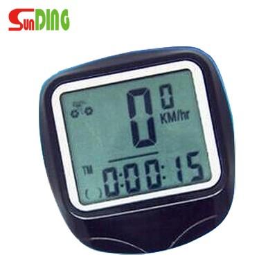 【SD-568AE】Sunding顺东自行车码表 SD-568AE里程表 单车码表