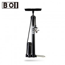 【321281】BOI自行车打气筒 落地式打气筒 山地车打气筒