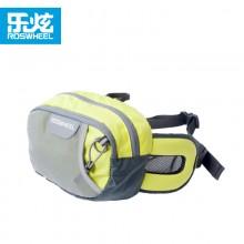 【15935】 ROSWHEEL乐炫 自行车运动腰包 专业级超轻多功能户外骑行背包