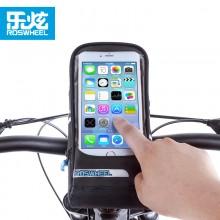 【111272】ROSWHEEL乐炫 乐活系列 自行车头包 触屏包 手机包5.7寸