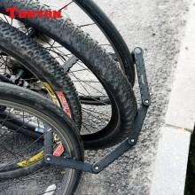 【DLYK3】TONYON通用 TY3881折叠锁 自行车锁 彩色
