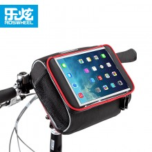 【11888】ROSWHEEL乐炫 iPad平板车头包 自行车把包 小折折叠车装备