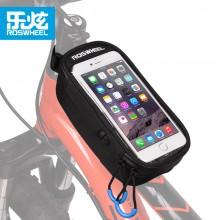 【121048】ROSWHEEL乐炫 自行车触屏手机包 送充电宝  促销
