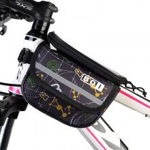 【121049】ROSWHEEL乐炫促销款自行车触屏上管包手机包