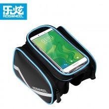 【D12813M】ROSWHEEL乐炫 触屏手机包 自行车上管包 手机袋可取下 限量款!!!