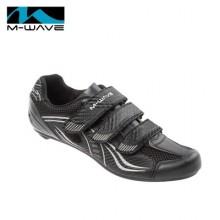 【M711060】德国M-Wave自行车骑行鞋 公路锁鞋
