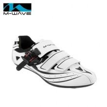 【M711070】德国M-Wave自行车骑行鞋 公路锁鞋