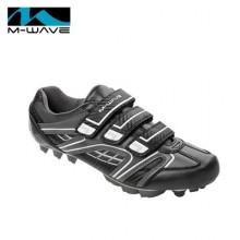 【M711020】德国M-Wave自行车骑行鞋 山地锁鞋