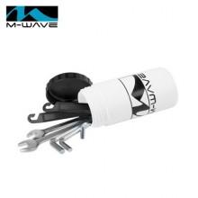 【M340399】德国M-Wave自行车工具收纳水壶工具罐工具盒