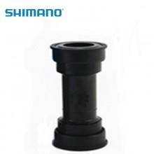 【EBBMT500PA】SHIMANO禧玛诺BB-MT500-PA,压入式,用于山地,右&左锁紧帽,轴承,内盖,单独包装