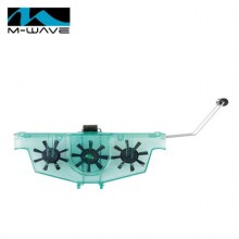 【M300004】德国M-Wave自行车洗链器链条清洁器