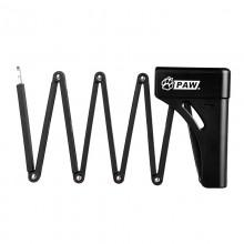 【WL799】PAW 豹牌自行车折叠锁 自行车锁 折叠锁 盒装 台湾品质