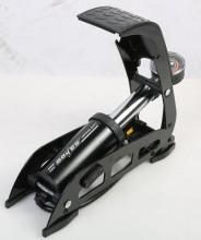 【311373】SAHOO鲨虎 球类 自行车 电动车 摩托车 汽车脚踩打气筒 单缸普通款新品